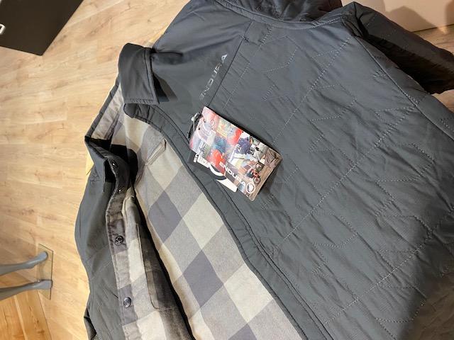 camicia reversibile